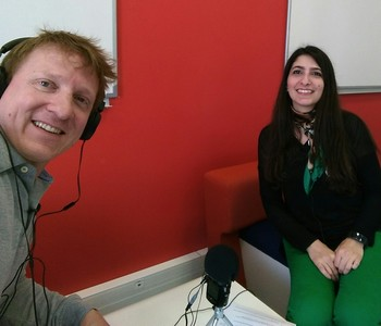 European Step Project Meeting – Rania Labaki